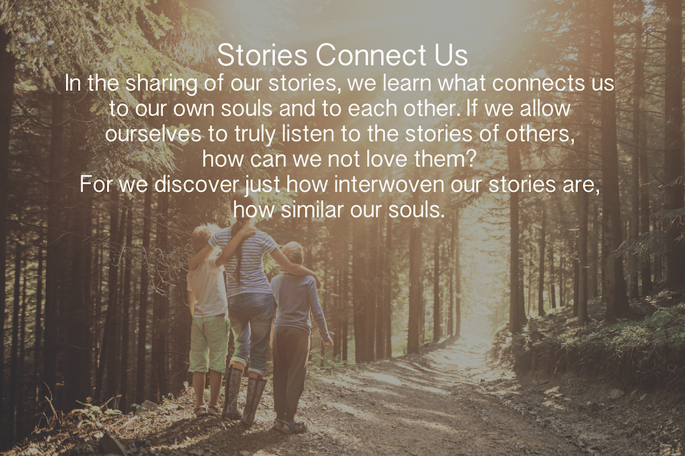 Stories Connect Us
