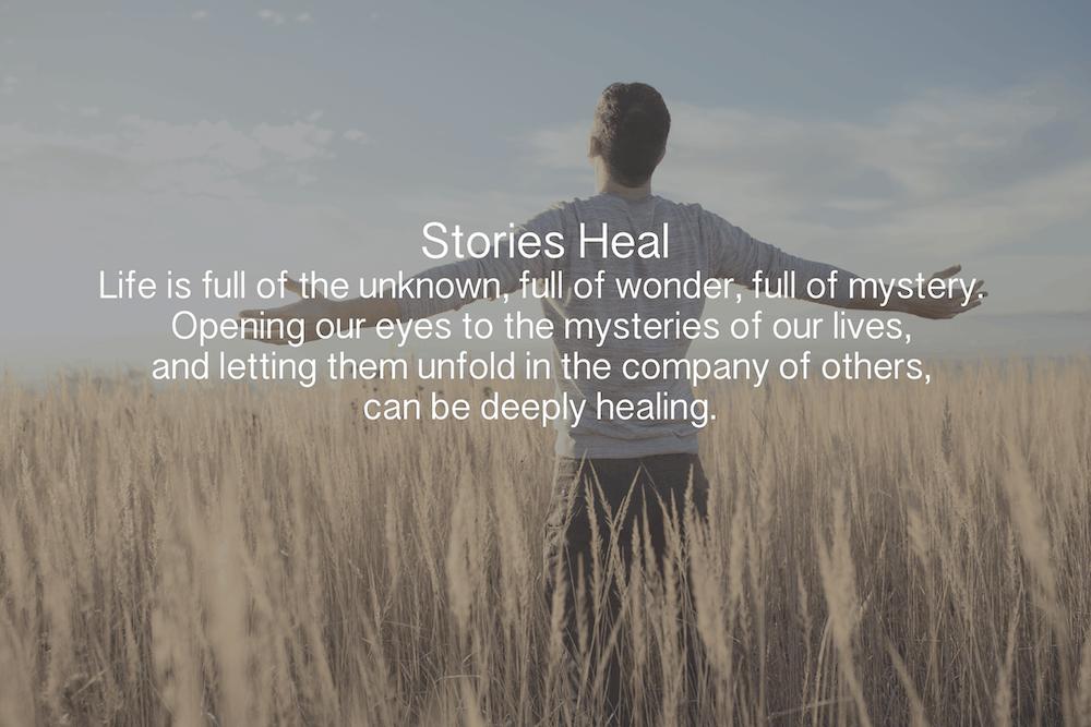 Stories Heal